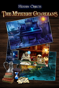 Hidden Object: Mystery of the Secret Guardians for pc