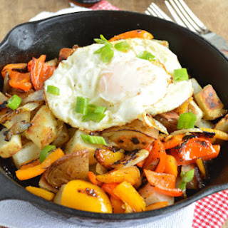 Easy Potato Breakfast Skillet