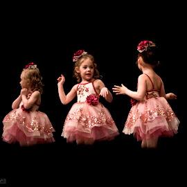 He Won't Dance by Brandi Donnelly - Babies & Children Children Candids ( children, candid, cute, ballet, dance )