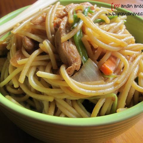 10 Best Hoisin Sauce Lo Mein Recipes | Yummly