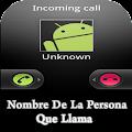 App Nombre De La Persona Que Llama APK for Kindle