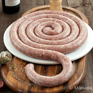 Homemade Pork Fennel Sausages Recipes