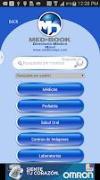 Screenshot of MedBook