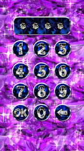 Diamond lock screen. APK for Bluestacks