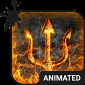 App Burning Animated Keyboard 1.16 APK for iPhone