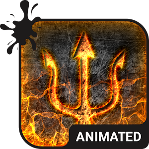 App Burning Animated Keyboard 1.31 APK for iPhone