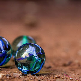 3 of these  by Justin Burger - Abstract Patterns ( abstract, sand, outdoor, marbles, day, shiny )