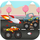 Monster Truck Drag Racing Free icon