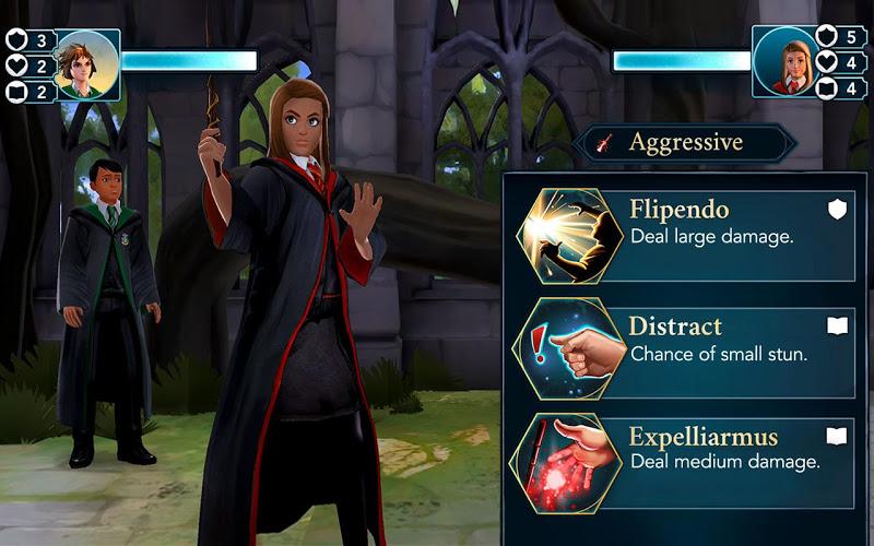 Harry Potter: Hogwarts Mystery Screenshot 7