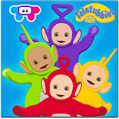 Teletubbies Paint Sparkles Icon