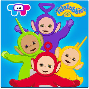 Teletubbies Paint Sparkles For PC