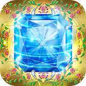 Game Jewels Blast Crusher Hexagon version 2015 APK