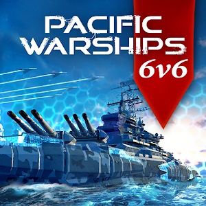 Pacific Warships:  Epic Battle For PC / Windows 7/8/10 / Mac – Free Download