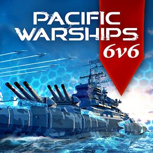 Pacific Warships:  Epic Battle Online PC (Windows / MAC)
