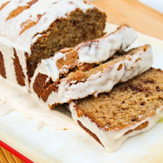 Maple Cinnamon Quick Bread