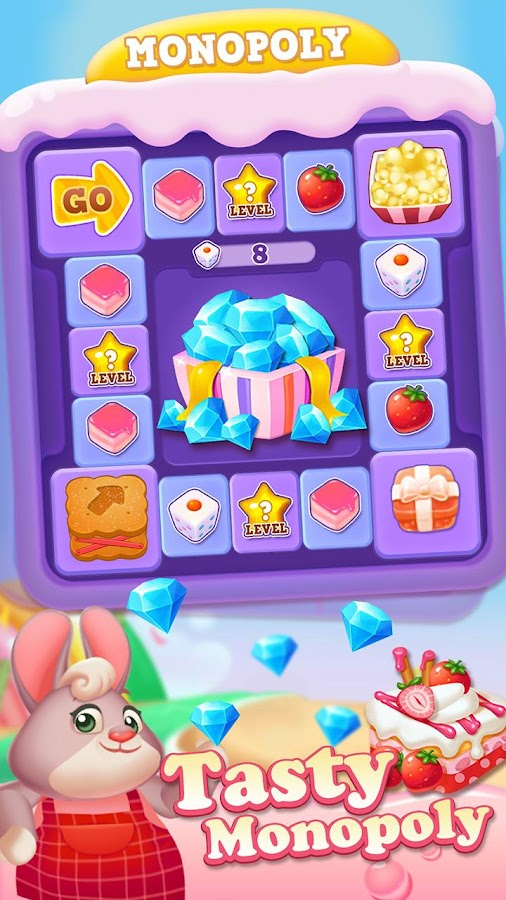 Tasty Treats - A Match 3 Puzzle Game Screenshot 5