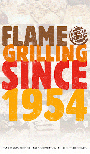 BURGER KING® App screenshot 1
