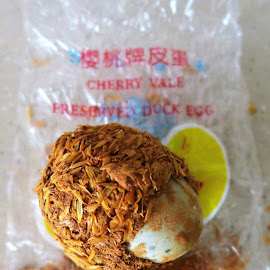 Preserved Duck Egg by Dennis  Ng - Food & Drink Ingredients (  )