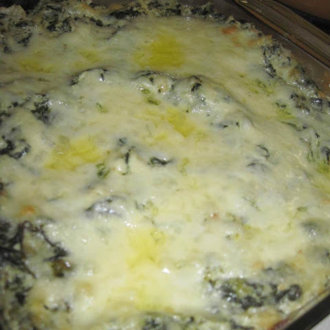 Girls Big Night Out ( staying in! ) and Artichoke Spinach Cream Cheese Dip