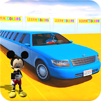 Superhero Limo Car Stunts: Free Kids Racing Games For PC