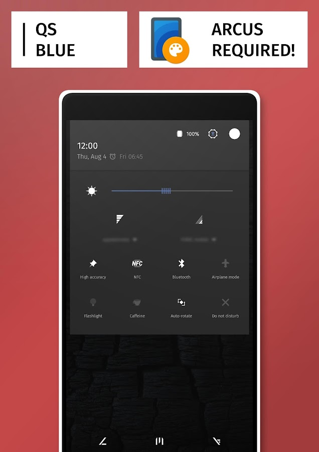 Coalfield CM13 Theme Screenshot 13