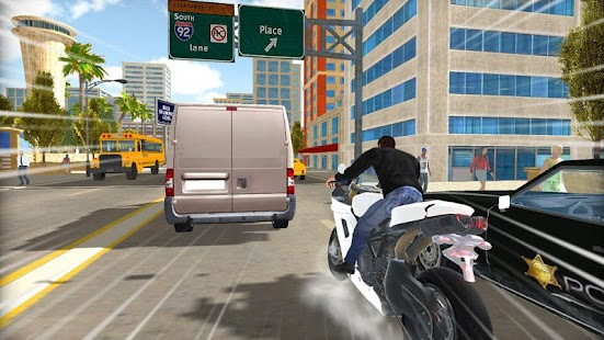 Free Real City Car Driver APK for Windows 8