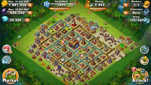 Jungle Heat: War of Clans screenshot 6