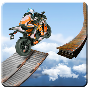 Bike Impossible Tracks Race: 3D Motorcycle Stunts For PC / Windows 7/8/10 / Mac – Free Download
