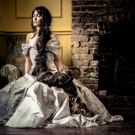 End of a fairytale by Alan Wilson - People Fashion