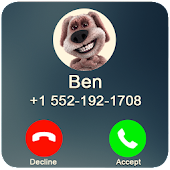 Download Android Game Call From Talking Ben Dog for Samsung