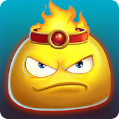 Angry Slime - New Original Match 3