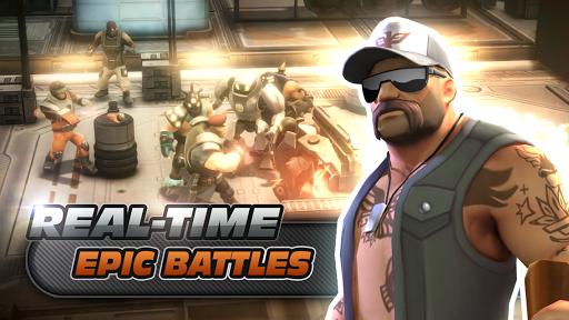 Alpha Squad 5: RPG & PvP Online Battle Arena For PC