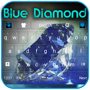 Blue Diamond Keyboard file APK for Gaming PC/PS3/PS4 Smart TV