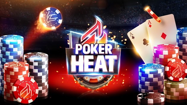Poker Heat - Free Texas Holdem APK screenshot thumbnail 1