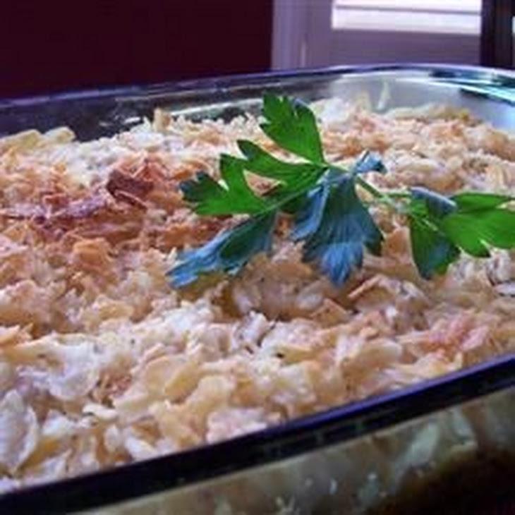 Potato Chip Chicken Casserole