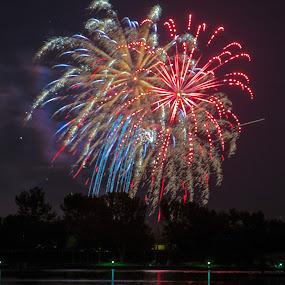 Happy Fourth by Joanne Burke - Public Holidays July 4th