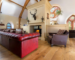 Enjoy your Portpatrick holiday from the comfort of The Old Church