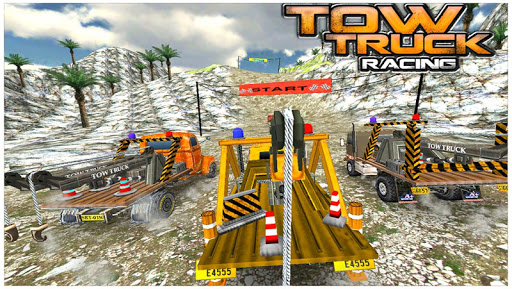 Tow Truck Racing - screenshot