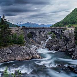 by Sverre Sebjørnsen - Buildings & Architecture Bridges & Suspended Structures