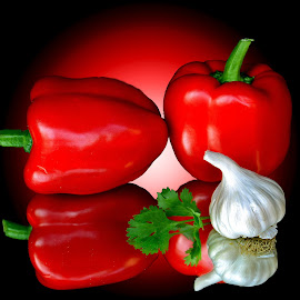 Red n white by Asif Bora - Food & Drink Fruits & Vegetables (  )