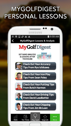GolfLogix #1 Golf GPS App - screenshot