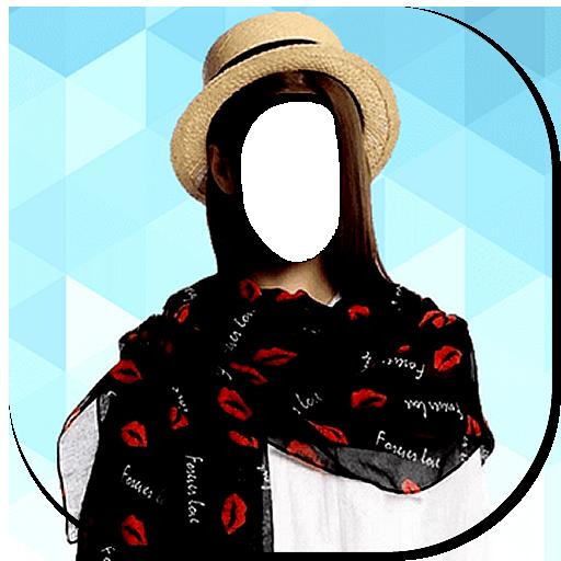 Modern Scarf Photo Frames 2018 (app)
