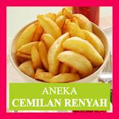 Aneka Resep Cemilan Renyah APK for Lenovo