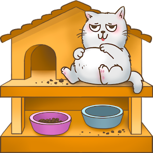 Cats house Icon