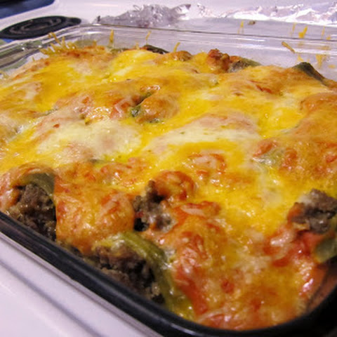Stuffed Chili Relleno Casserole