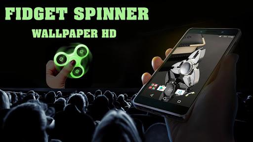 fidget spinner wallpaper HD For PC