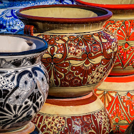 Pottery by Dave Lipchen - Artistic Objects Other Objects