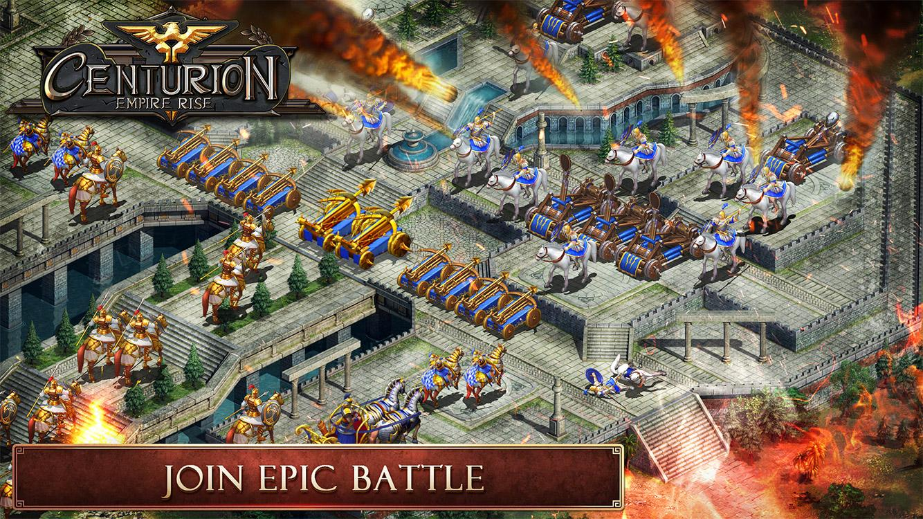 Centurion:Empire Rise Screenshot 2