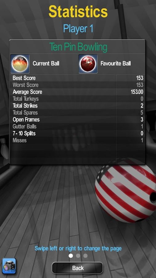 My Bowling 3D Screenshot 4