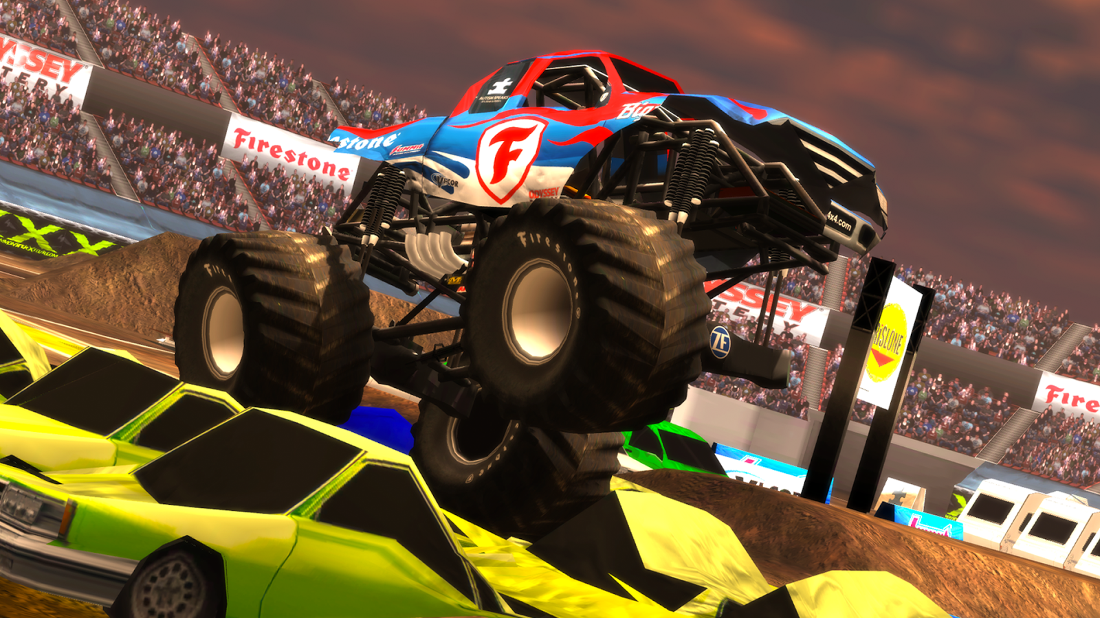 Monster Truck Destruction™ Screenshot 0